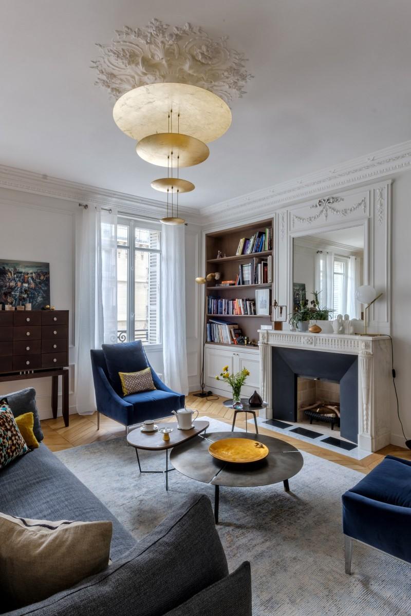 Un projet haute couture architecte d 39 int rieur paris for Architecte d interieur paris