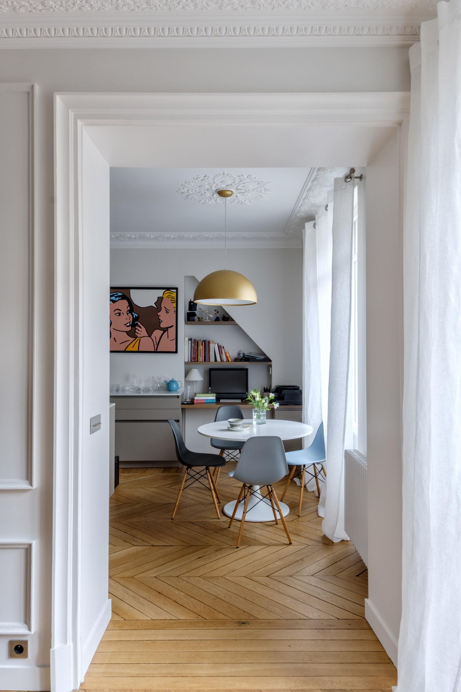 un projet haute couture architecte d 39 int rieur paris. Black Bedroom Furniture Sets. Home Design Ideas