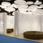 Séparer deux espaces avec une cloison lumineuse Molo