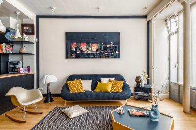 r alisations d 39 architectes d 39 int rieur agence veronique cotrel. Black Bedroom Furniture Sets. Home Design Ideas