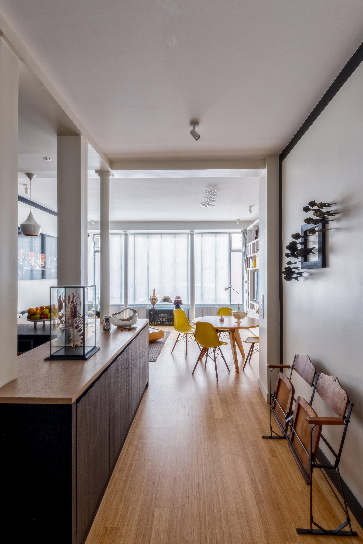 Pop fifties architecte d 39 int rieur paris for Architecte d interieur paris