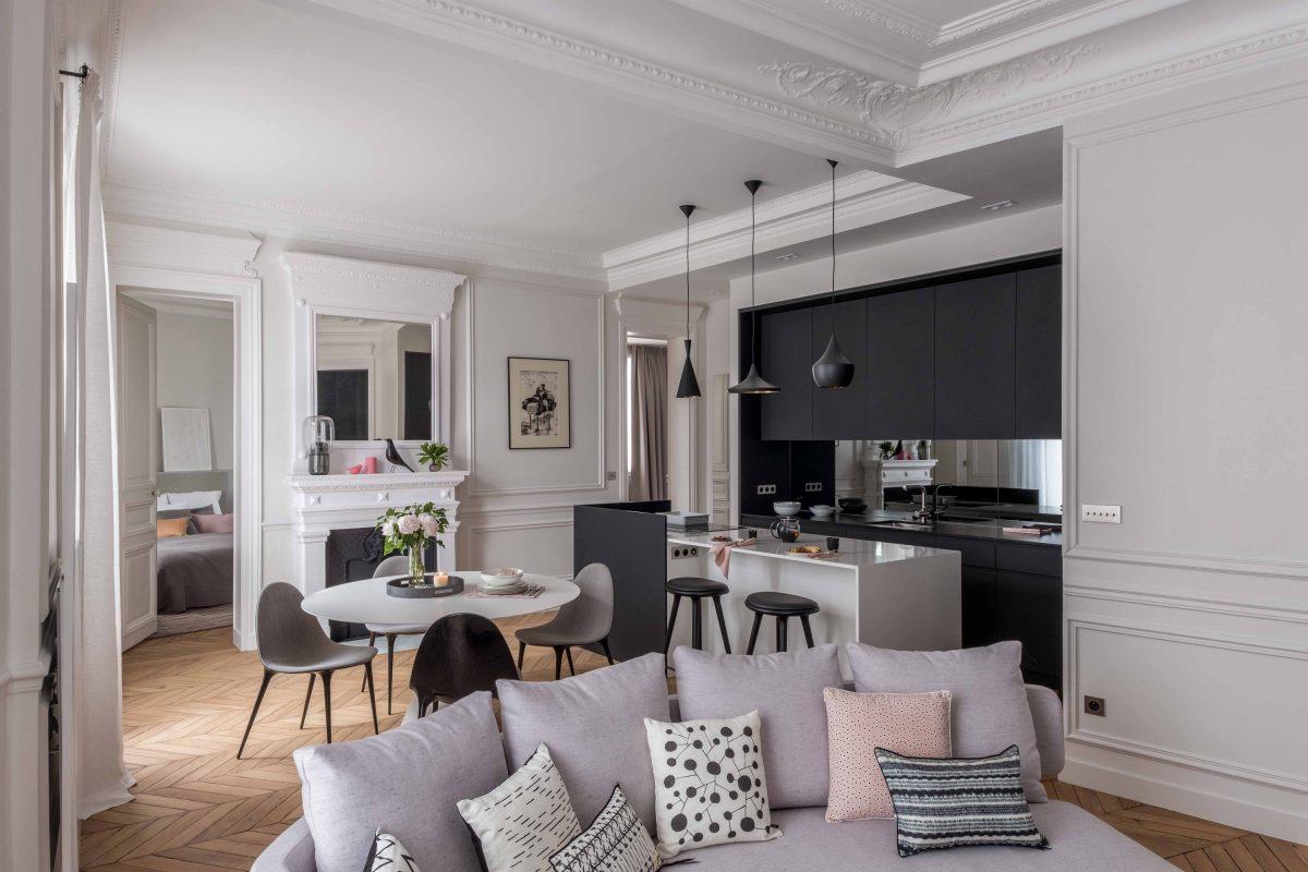Haussmann epur architecte d 39 int rieur paris for Architecte d interieur paris