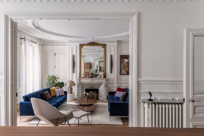 Architecte d 39 int rieur paris agence v ronique cotrel for Agence de decoration