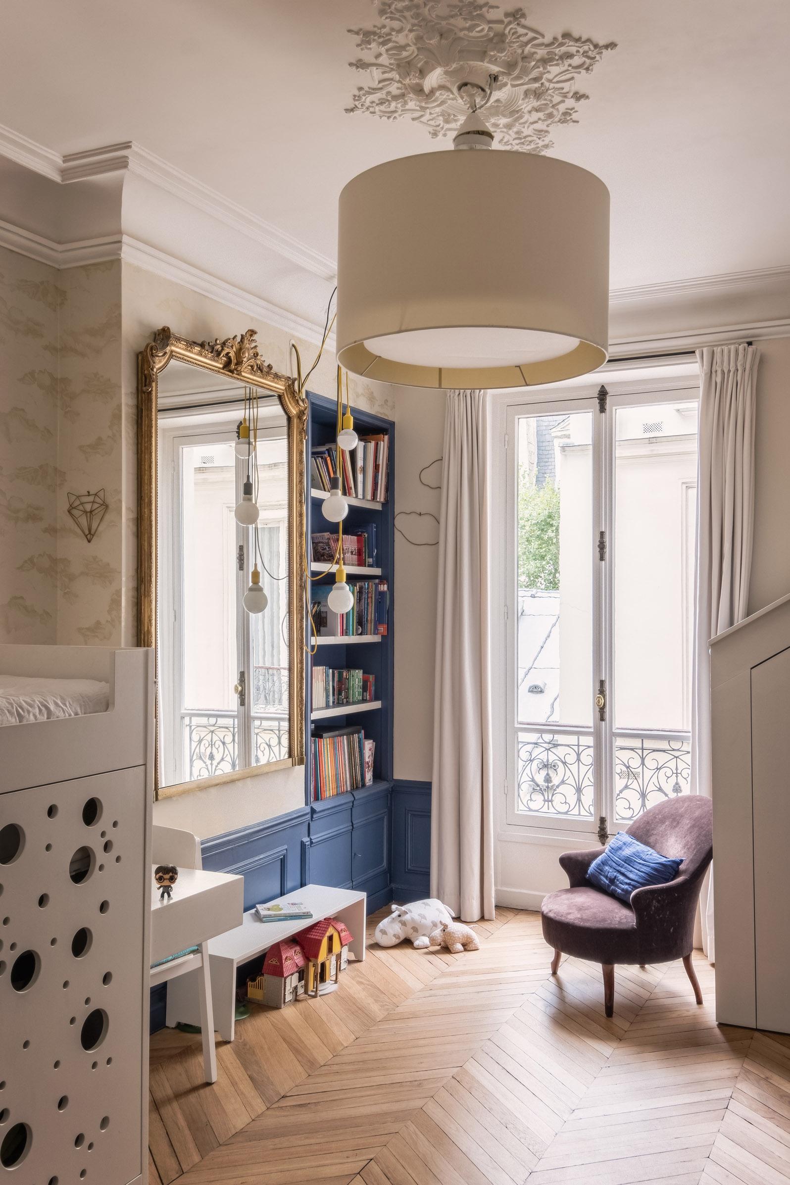 Parisian style architecte d 39 int rieur paris for Architecte d interieur paris