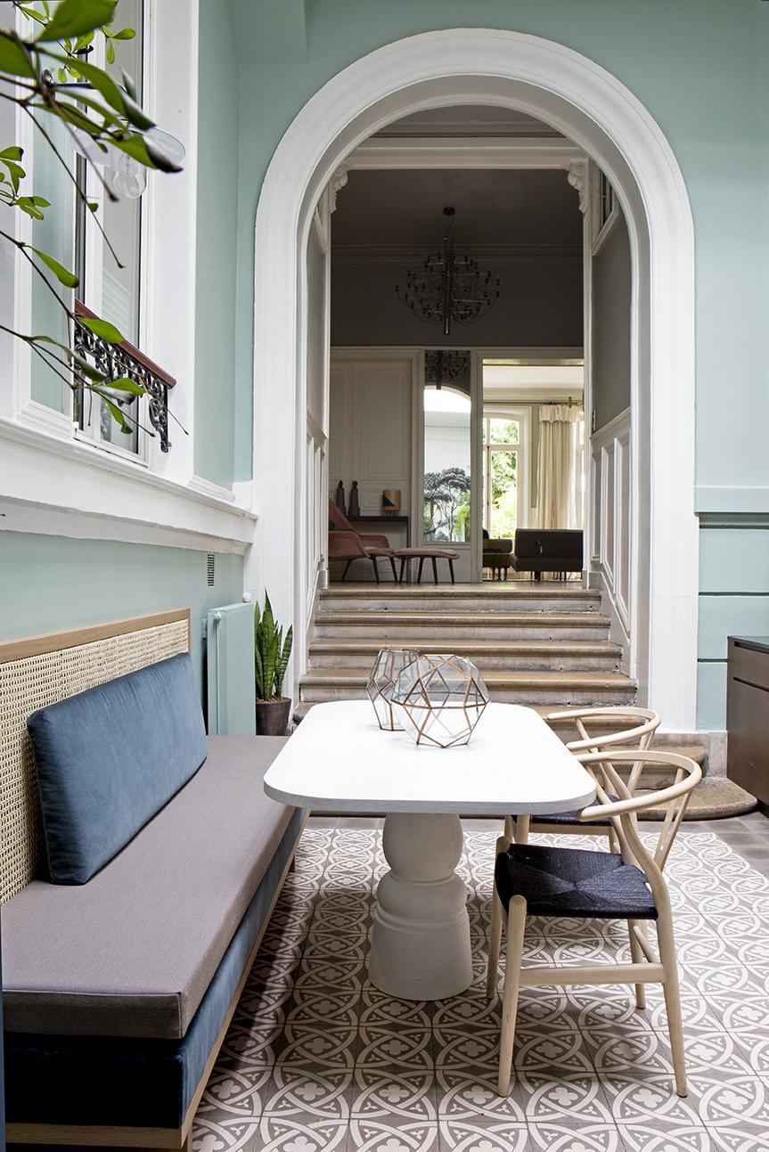 H tel particulier architecte d 39 int rieur paris for Architecte d interieur paris