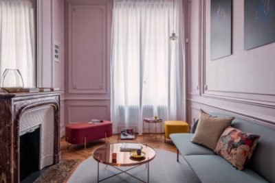 V ronique cotrel architecte d 39 int rieur paris d corateur - Cabinet d architecture d interieur paris ...