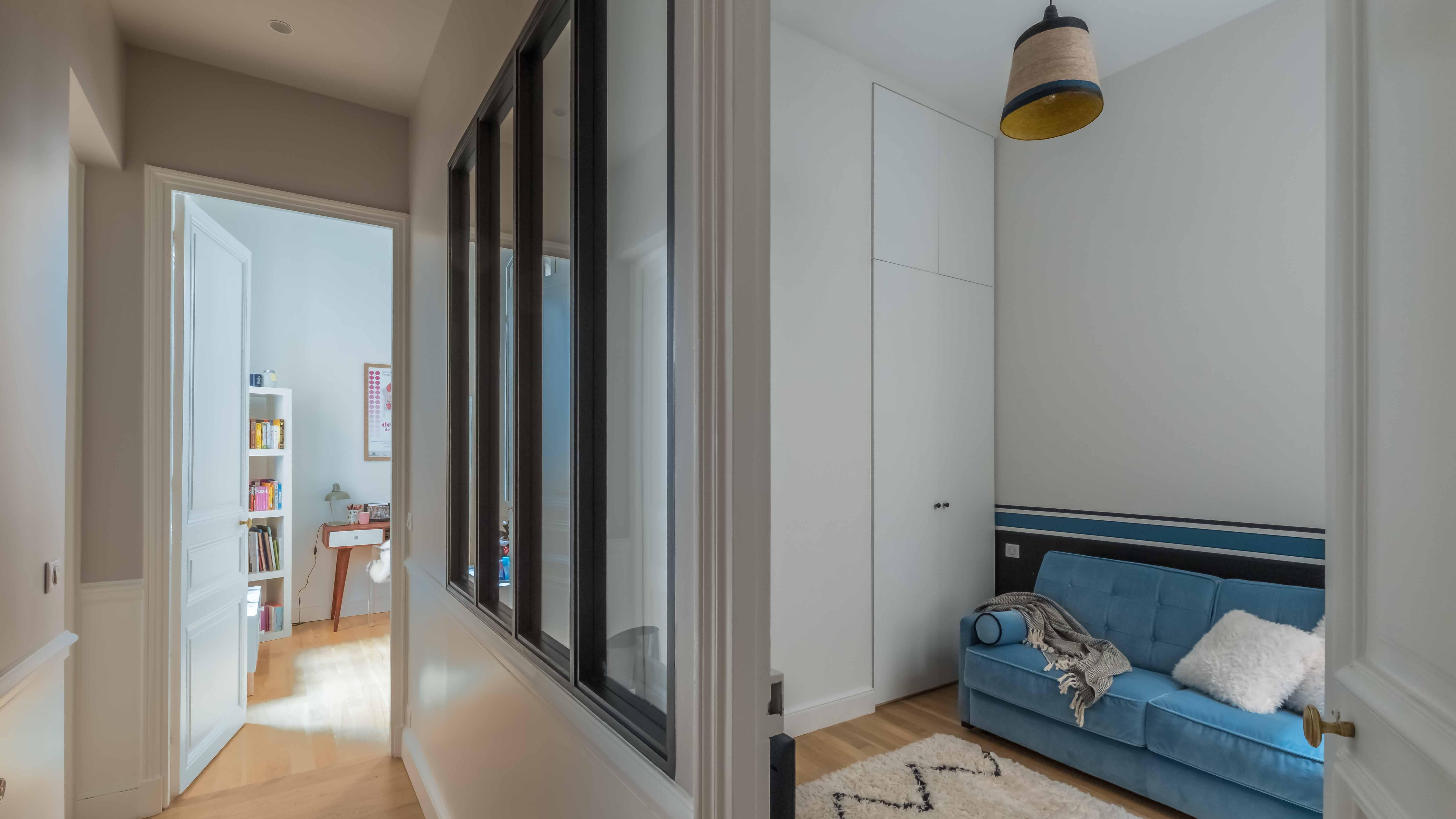 La vie de famille architecte d 39 int rieur paris - Architecte d interieur paris ...