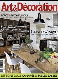 Art et décoration 2013 - Rénovation Cuisine à Paris