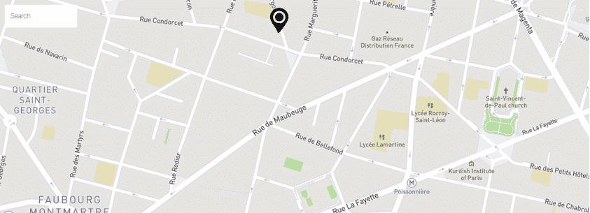 Adresse verocotrel, agence d'architecture intérieur à Paris